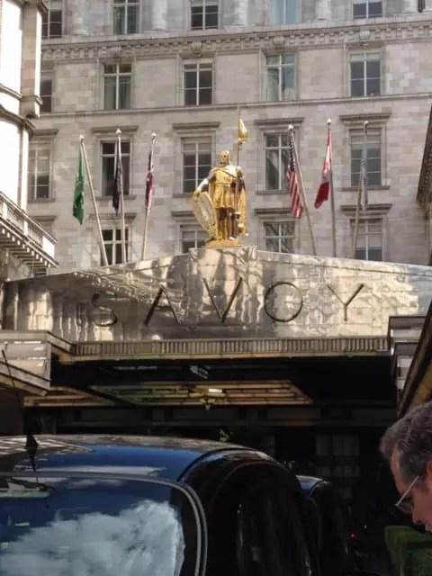 Savoy Hotel London