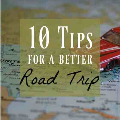Road Trip – 10 Helpful Tips to Make You Happy
