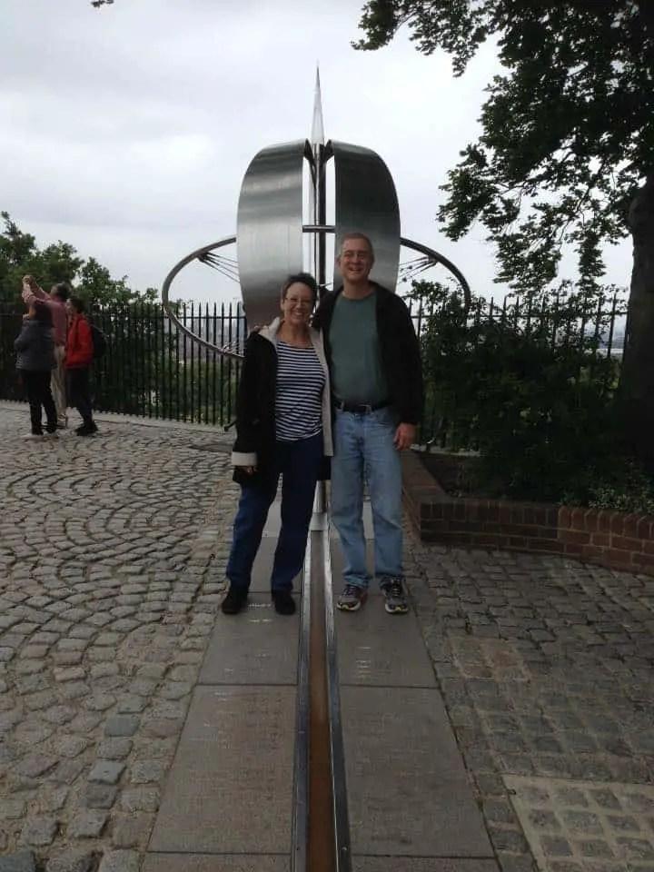 Royal Observatory Greenwich, England