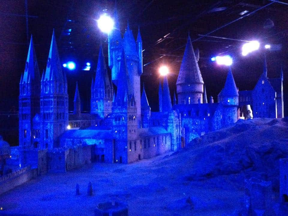 Hogwarts at WB Studio London