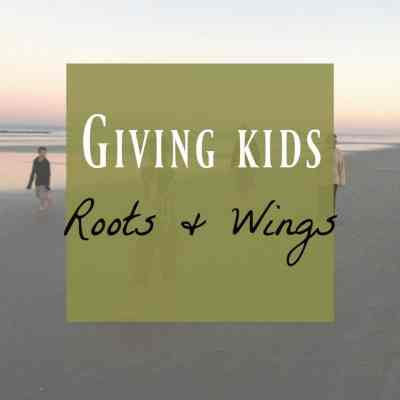 Letting Go – One of the Joys and Agony of Parenting