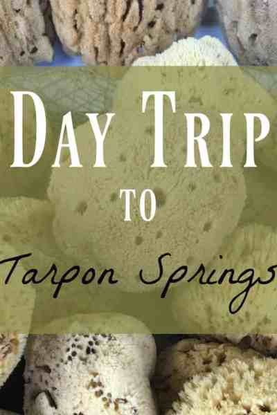Visit Tarpon Springs ~ an Easy Day Trip from Orlando!