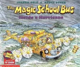 magic school bus hurricane books