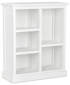 bookcase for reading nook ideas