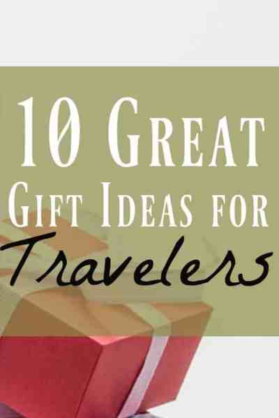 Travel Gift Ideas that will Make You the Holiday Hero!
