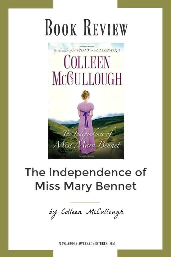 Miss Mary Bennet