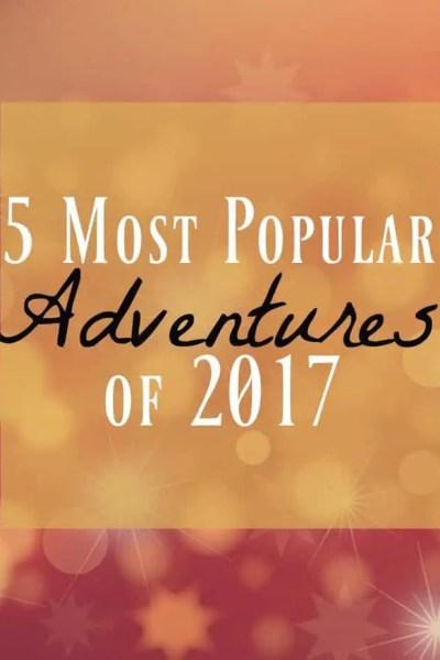 Most popular Adventures