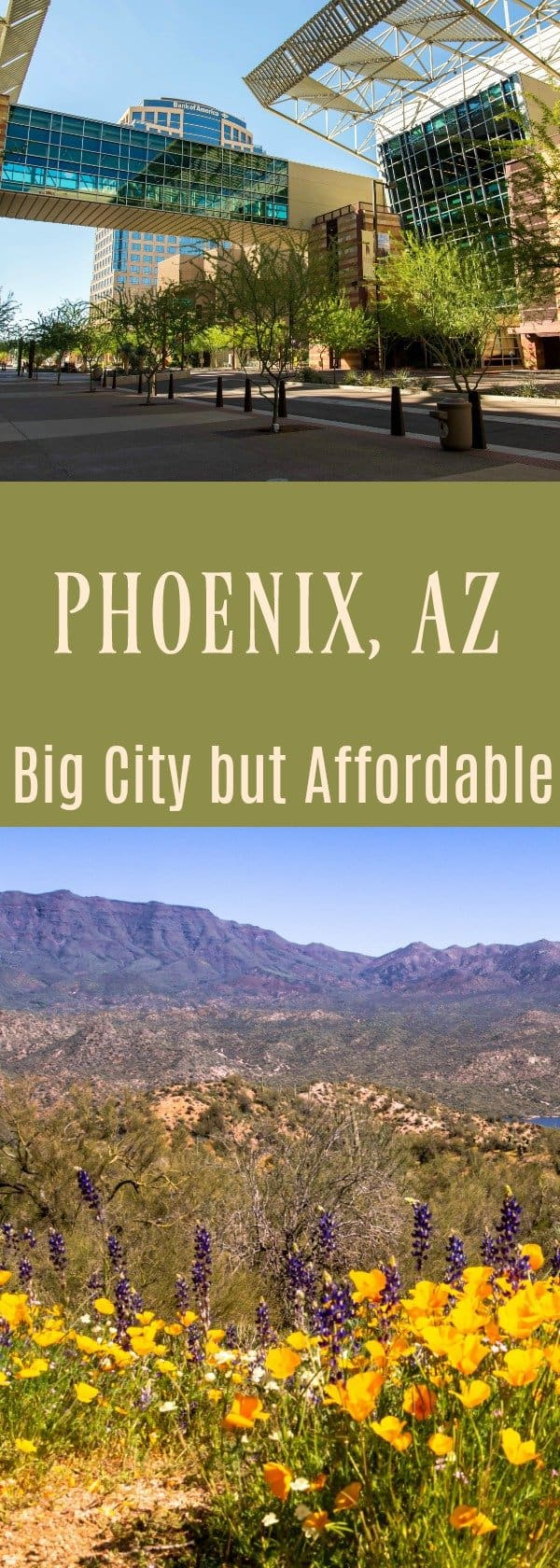 Phoenix, AZ hometown Tourist project