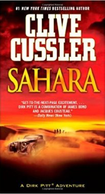 hot book sahara