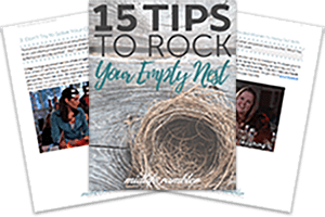 rock your empty nest