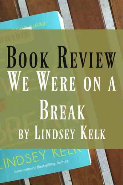 book review - we were on a break