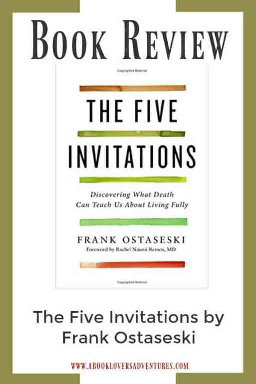 Book Review - The Five Invitations book cover