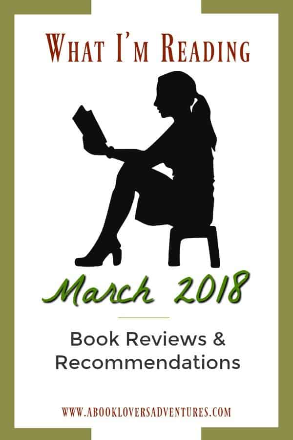what I'm reading March
