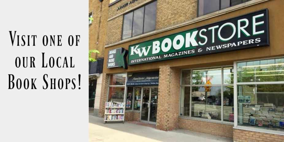 Bookish Things to do in Kitchener