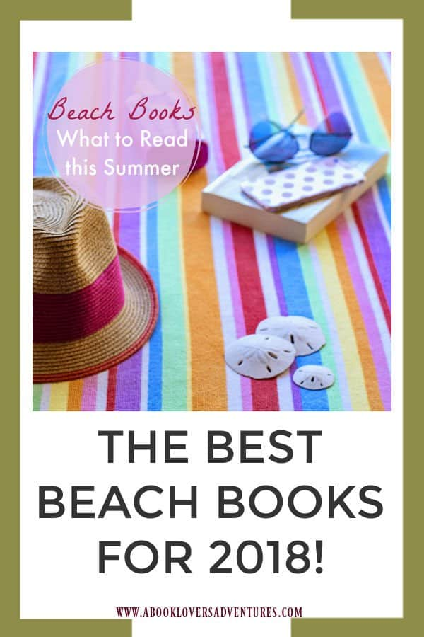 best summer beach reads of 2018