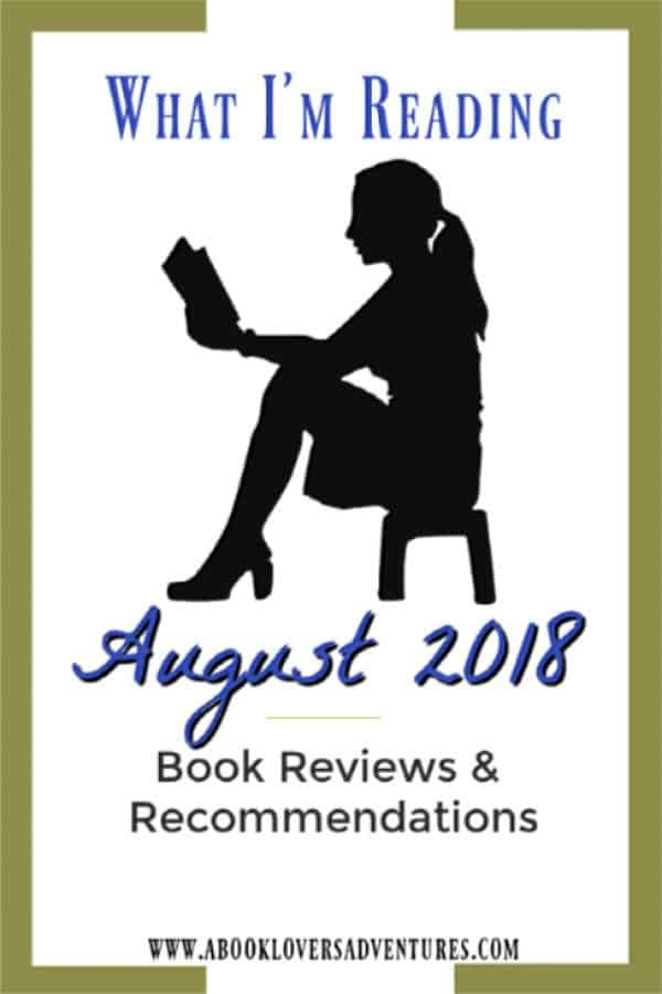 What I'm reading August