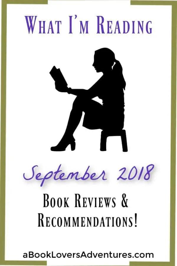 What I'm Reading September