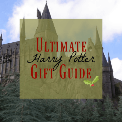 Harry Potter Gift Ideas ~ Muggles & Wizards you'll love these!