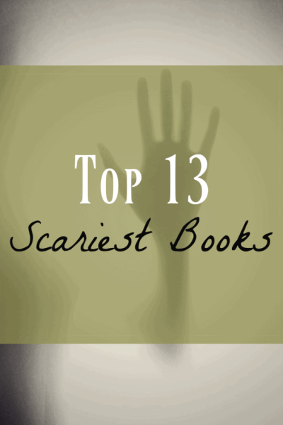 Scariest books of all time