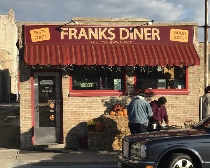 Frank's Diner things to do in Kenosha