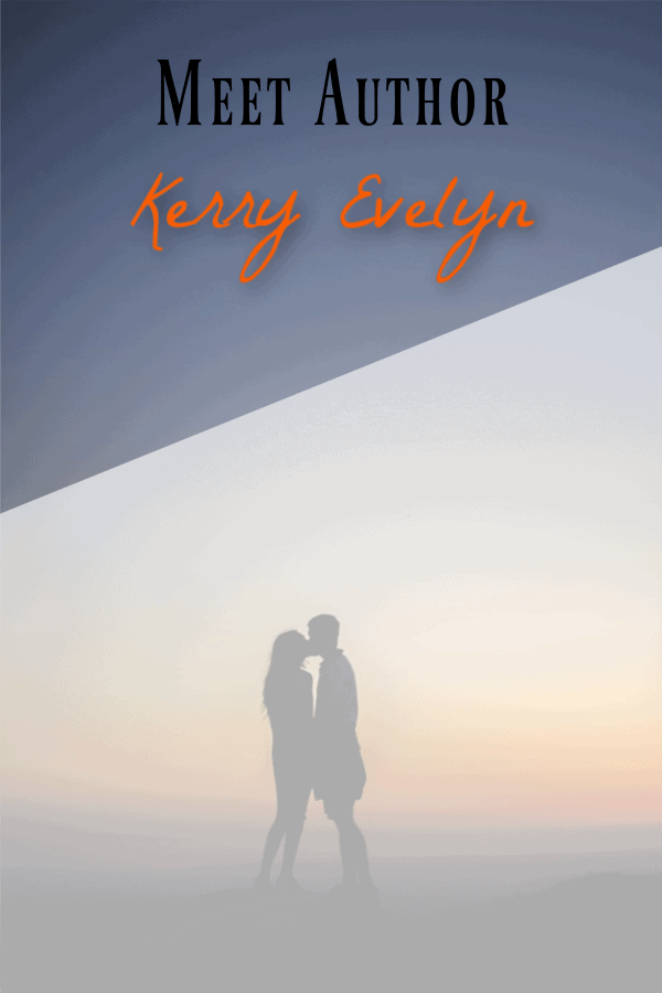 couple on beach in romantic series by Kerry Evelyn