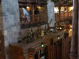 secret room at the Wilderness Lodge