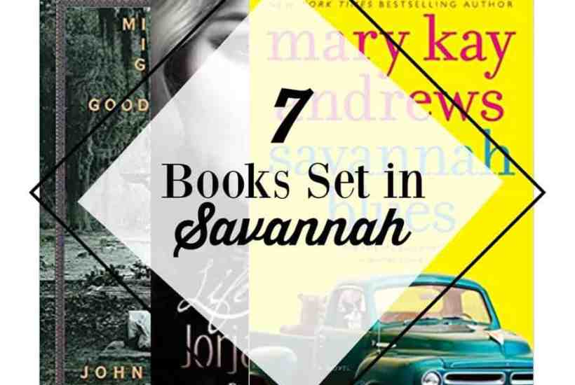 books set in Savannah