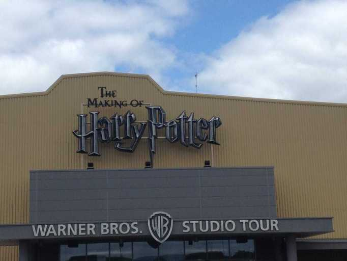 The making of Harry Potter experience at Warner Bros Studios