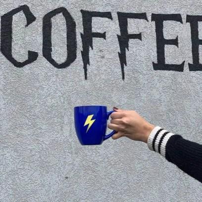 The Coffee Muggle a fun Harry Potter USA destination