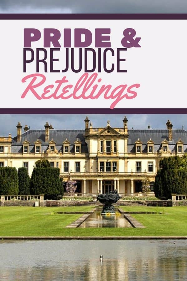 pride and prejudice retellings