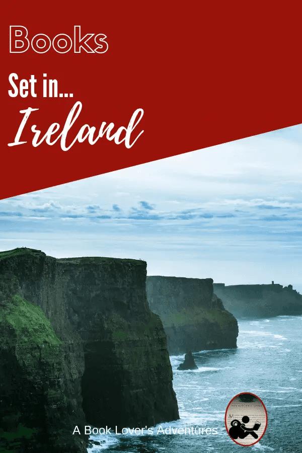 cliffs along the Irish coast