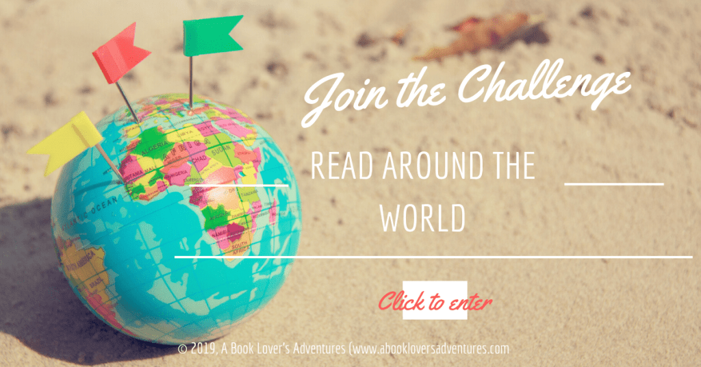 Ultimate Reading Challenge | Around the World in 18 books 2