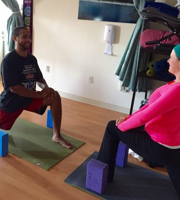 yoga; Lourdes Institute of Wholistic Studies, reinvention, post 50