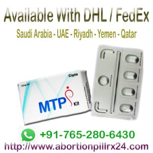 Buy abortion pills in Saudi
