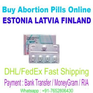 Abortion pills Estonia