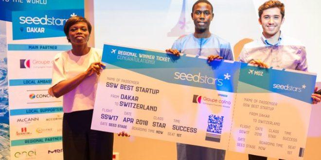 Top 4 des meilleures startups au Seedstars de Douala 2017