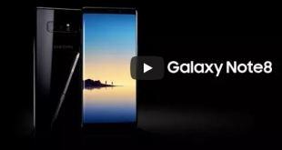 Samsung Galaxy Note 8 fiche technique description ce qu'il faut savoir