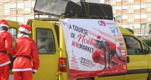 Zoom sur la course de Noël d'Afrimarket, leader du E-Commerce