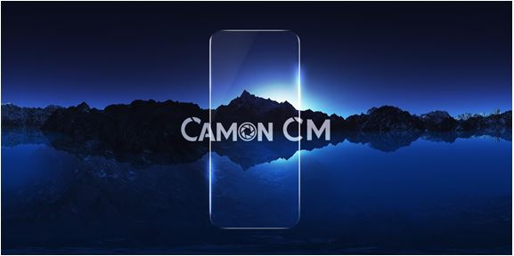 TECNO Mobile dévoile le Camon CM son 1er Smartphone-écran full display