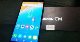 Comparatif mobile Tecno Camon CM vs Samsung J7 2017