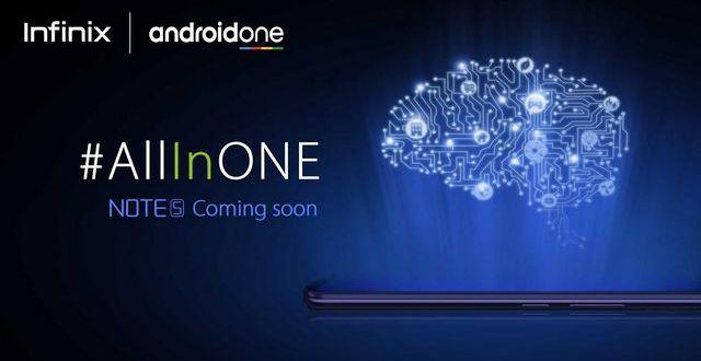 Infinix AllInOne vers un Smartphone ultra-intelligent avec AndroidOne