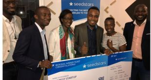 Seedstars Abidjan event awards REMA the title of best startup in Ivory Coast