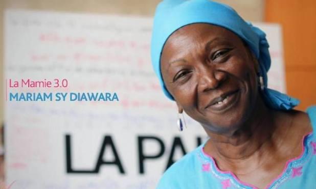 Mariam Sy Diawara qui en est la fondatrice