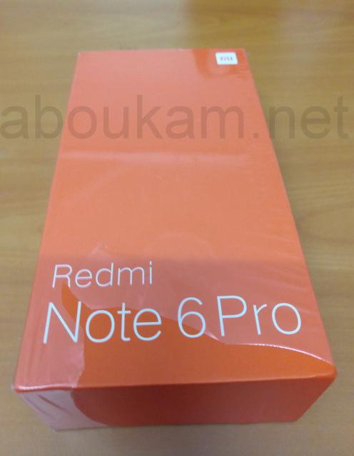 Xiaomi Redmi Note 6 Pro Unboxing, impressions, fiche technique et prix