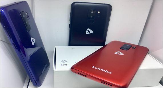 Kunfabo la marque de smartphones low-cost 100% Africains