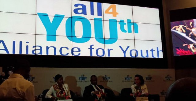Retour sur le lancement de l'initiative «Alliance for Youth» à Abidjan