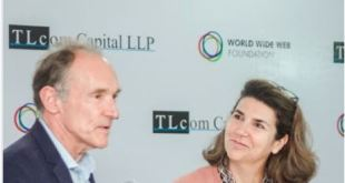 Tim Berners-Lee l'inventeur du Web (World Wide Web) pour un web pour tous