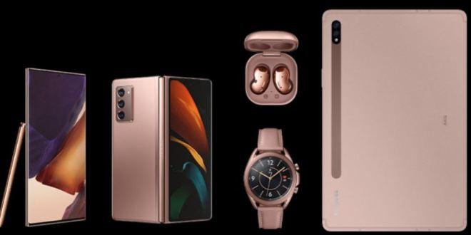 Lancement des Samsung Note 20, et Galaxy Z Fold 2 pliable ce qu'il faut savoir