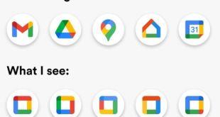 Rebranding Gmail a un nouveau logo qui est beaucoup plus Google