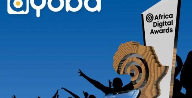Ayoba meilleure application mobile au Africa Digital Award